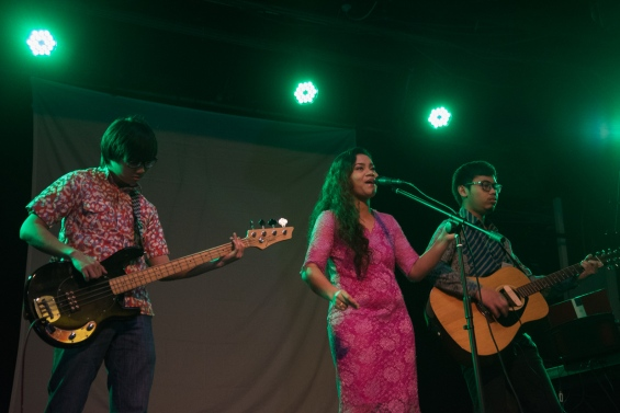 Me- Band with Mewa as the lead singer